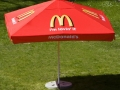 parasoll 3,5m4p teleskop premium McDonald expobolaget